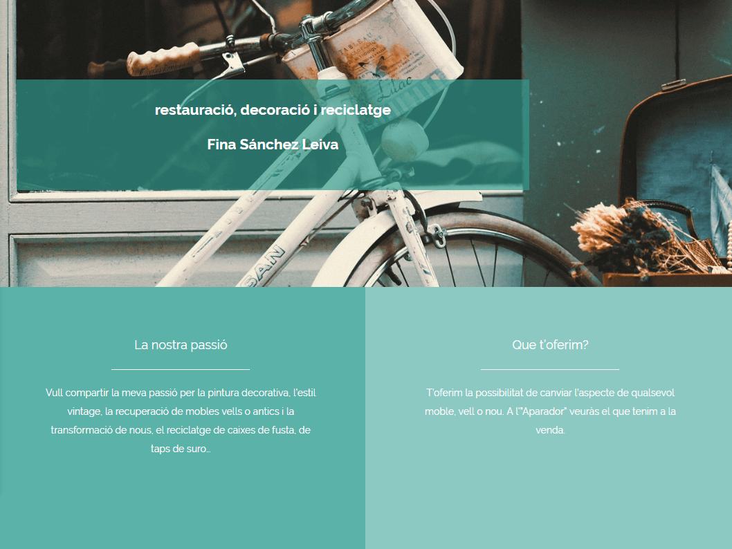 Nueva web para Restauración Fisandeco