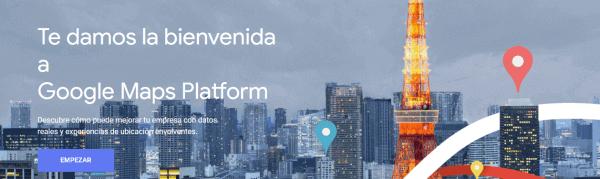 Javajan. Actualización a la API de Google Maps