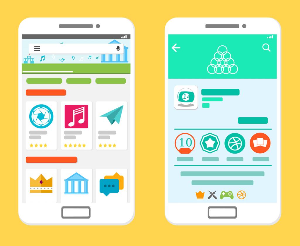 Javajan. Google Play se renueva actualizando el formato de las Apps