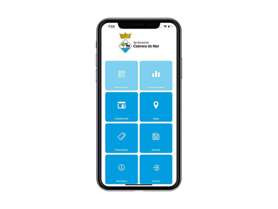 Creación de una App para Cabrera de Mar