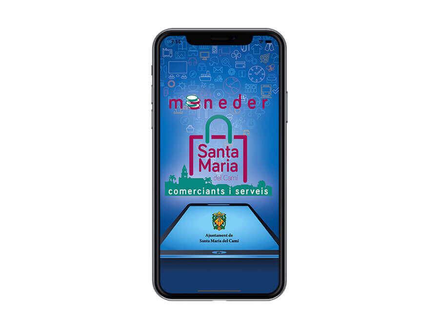 Creación de una App para Santa Maria del Camí