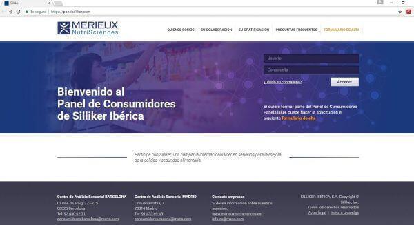Javajan. Panelsiliker, una plataforma on-line para gestionar un panel de consumidores que realizan estudios de mercado