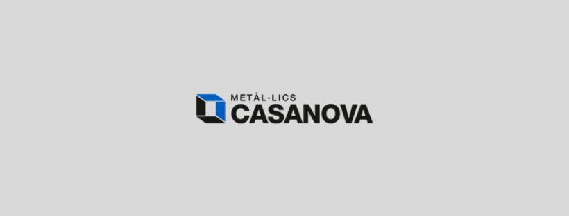 Creación de una página web para Metàl·lics Casanova