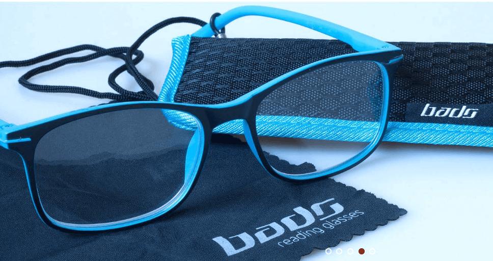 Nueva web para la marca de gafas Bads