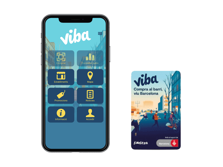 Viba Barcelona ya tiene App