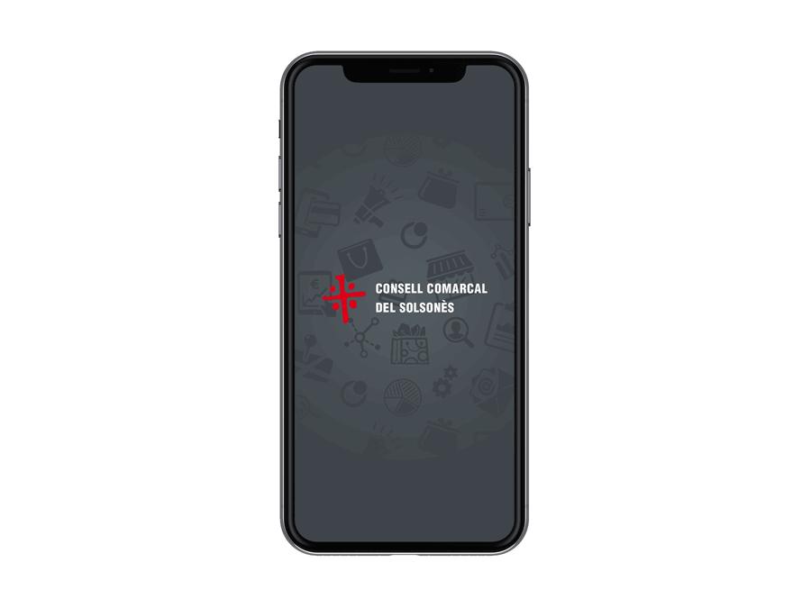 Creación de una App para el Consell Comarcal del Solsonès