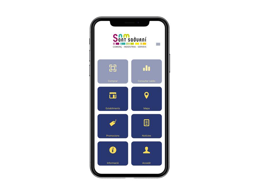Creación de una App para la Asociación Sant Sadurní