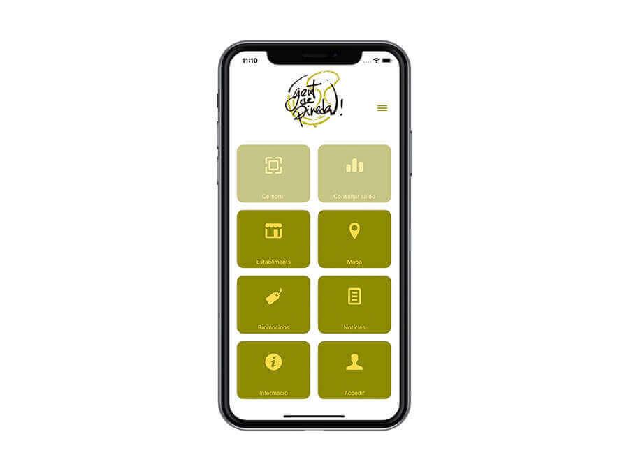 Creación de una App para Pineda de Mar